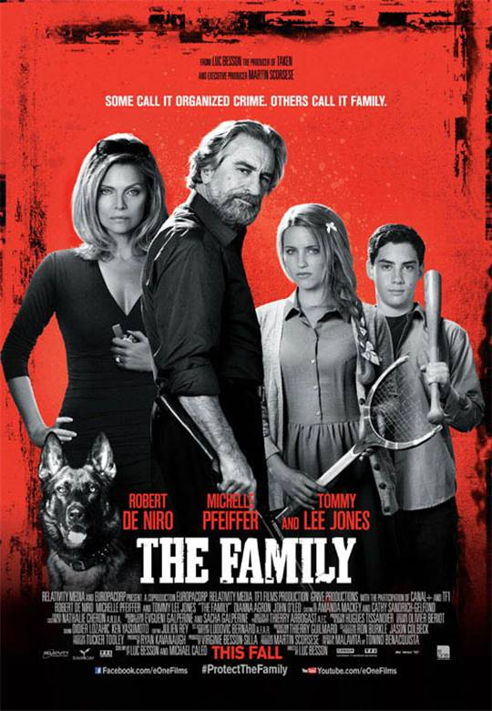 The Family (2013) Large Poster