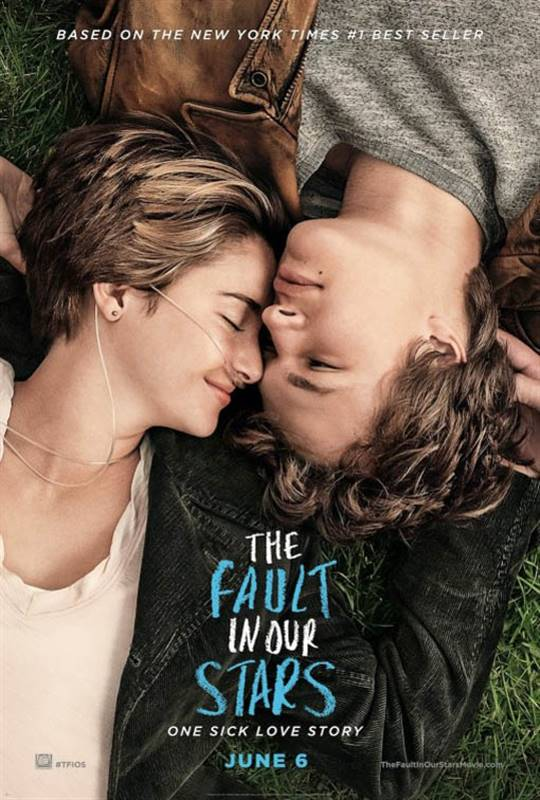 The Fault in Our Stars Large Poster