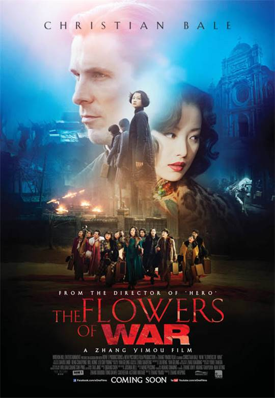 The Flowers of War Large Poster