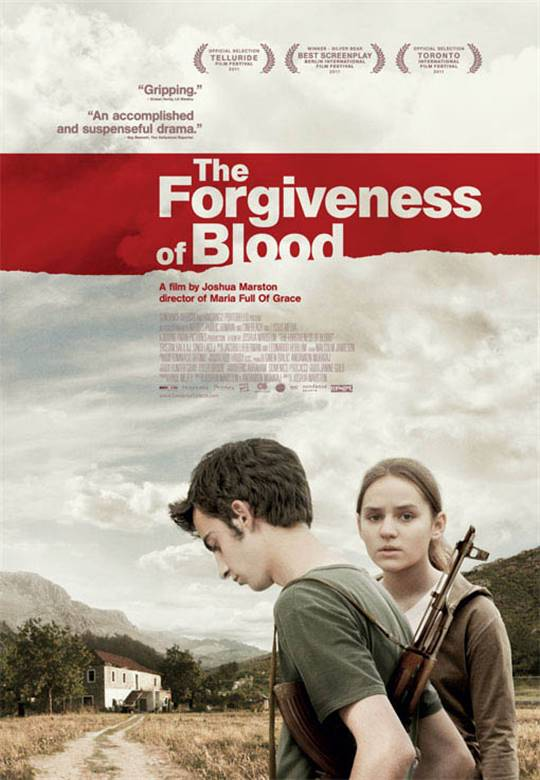 The Forgiveness of Blood Large Poster