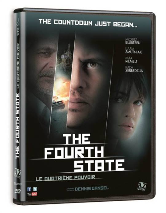 The Fourth State Large Poster
