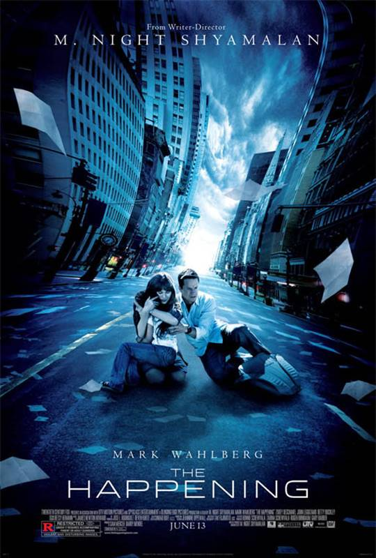 The Happening Large Poster