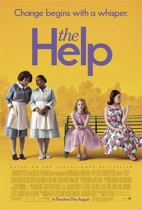 The Help Large Poster