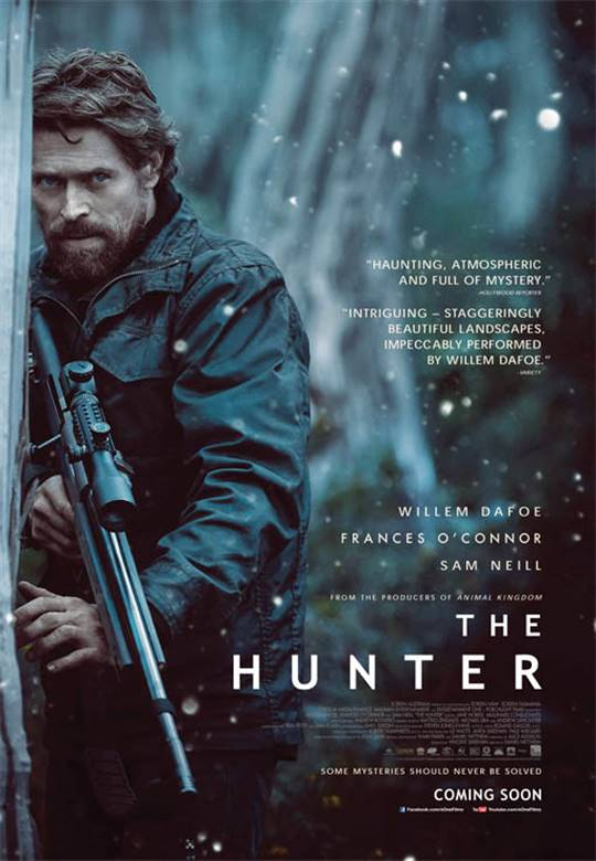 The Hunter Large Poster