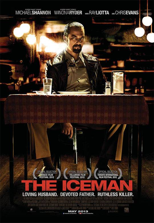 The Iceman Large Poster