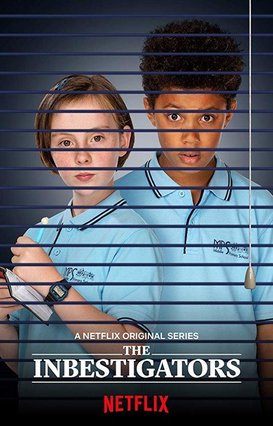 The InBESTigators (Netflix) Large Poster