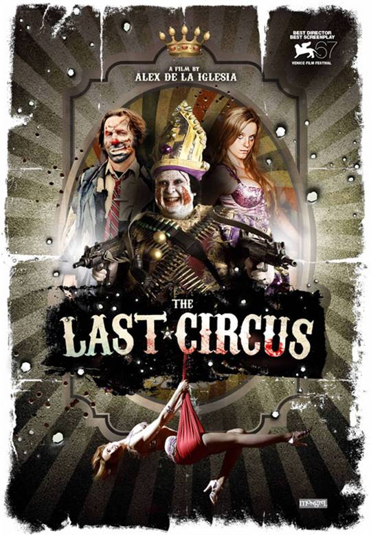 The Last Circus Large Poster