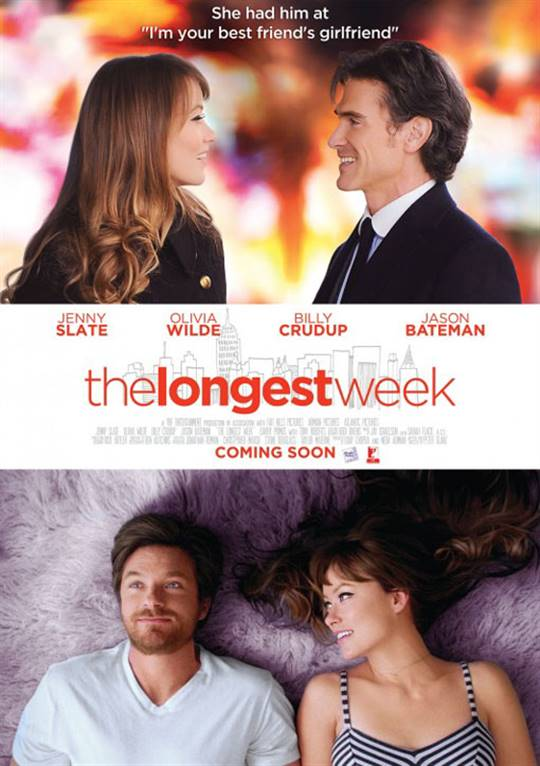 The Longest Week Large Poster