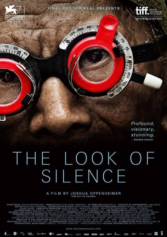 The Look of Silence Large Poster