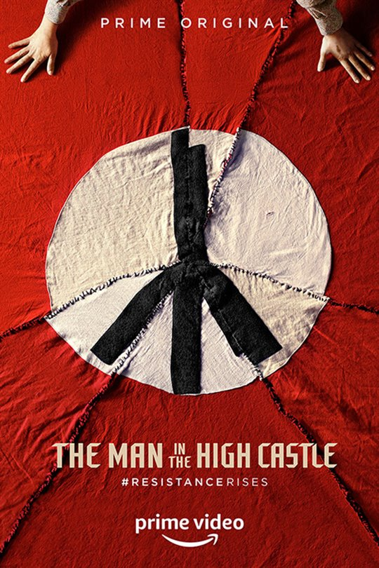 The Man in the High Castle Large Poster