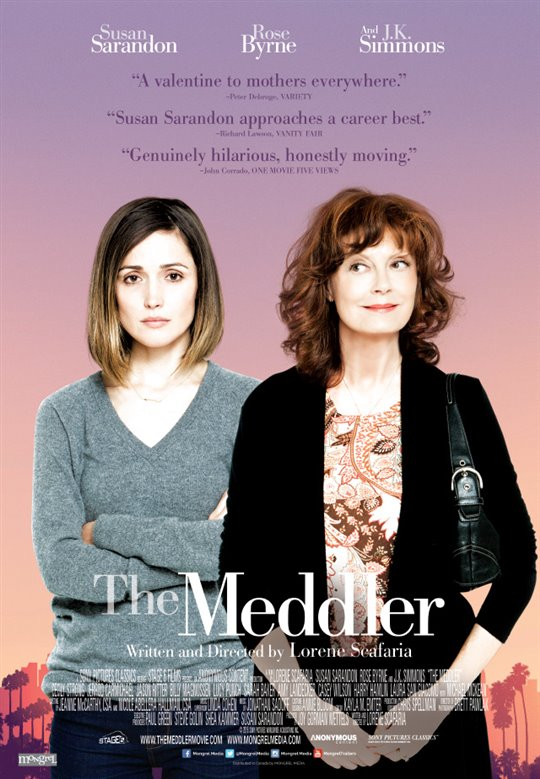 The Meddler Large Poster