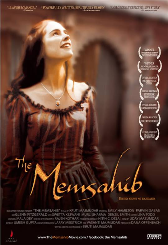 The Memsahib Large Poster