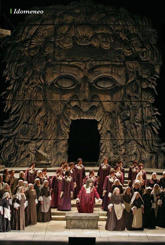 The Metropolitan Opera: Idomeneo Large Poster