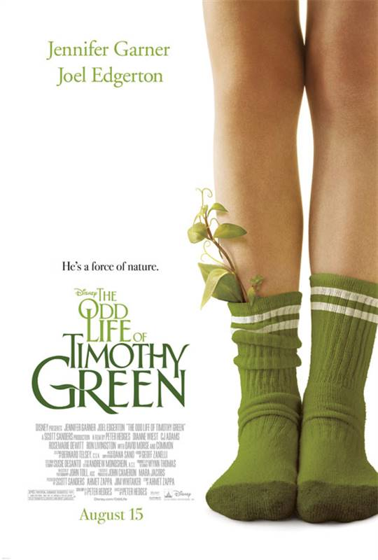 The Odd Life of Timothy Green Large Poster