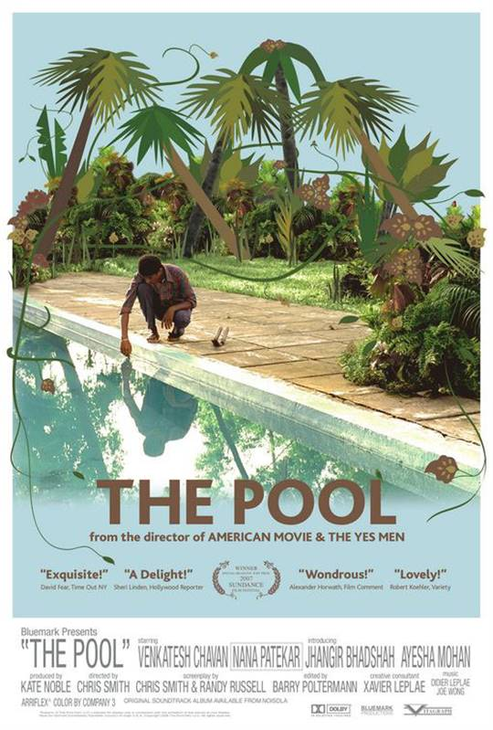 The Pool Large Poster