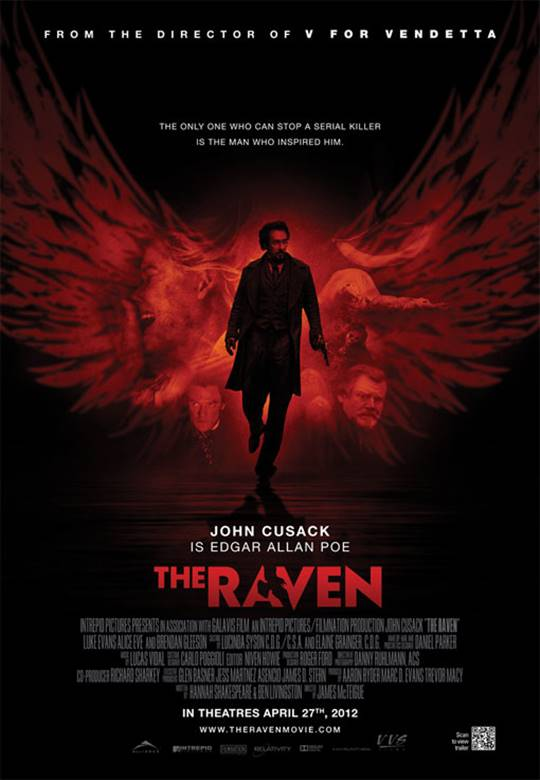 The Raven Large Poster