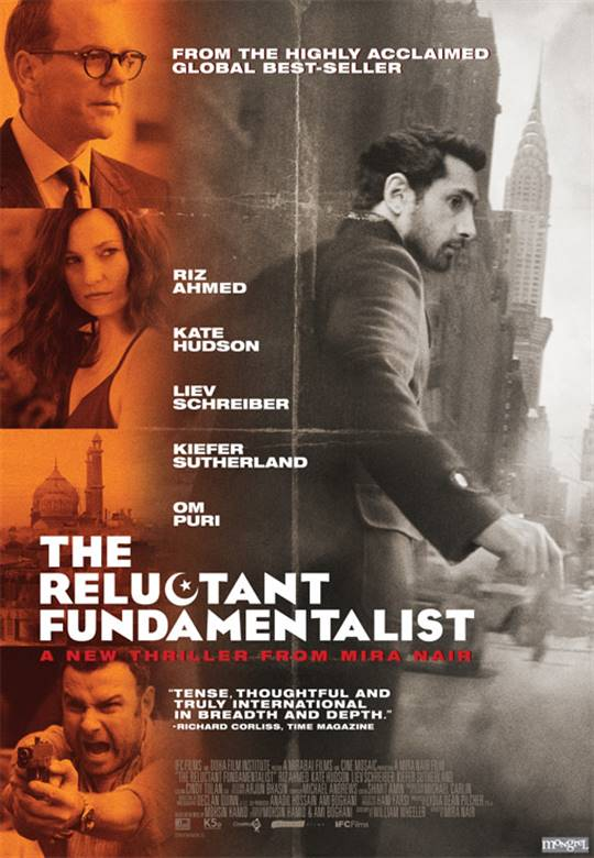The Reluctant Fundamentalist Large Poster
