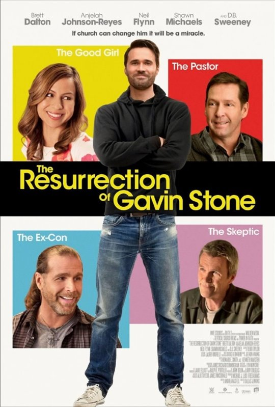 The Resurrection of Gavin Stone Large Poster