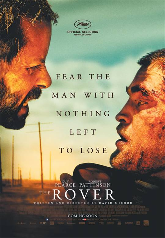 The Rover Large Poster