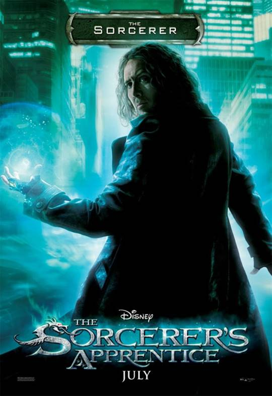 The Sorcerer's Apprentice Large Poster