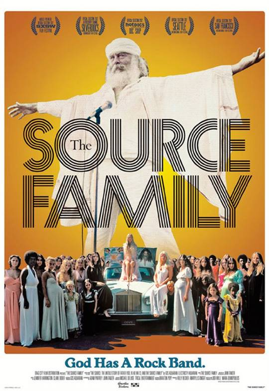 The Source Family Large Poster