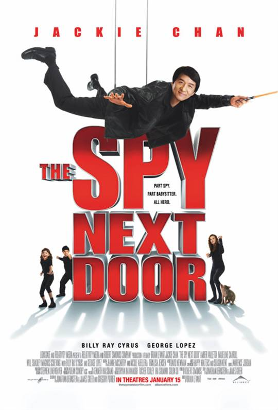 The Spy Next Door Large Poster