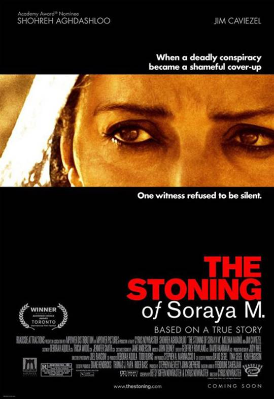 The Stoning of Soraya M. Large Poster