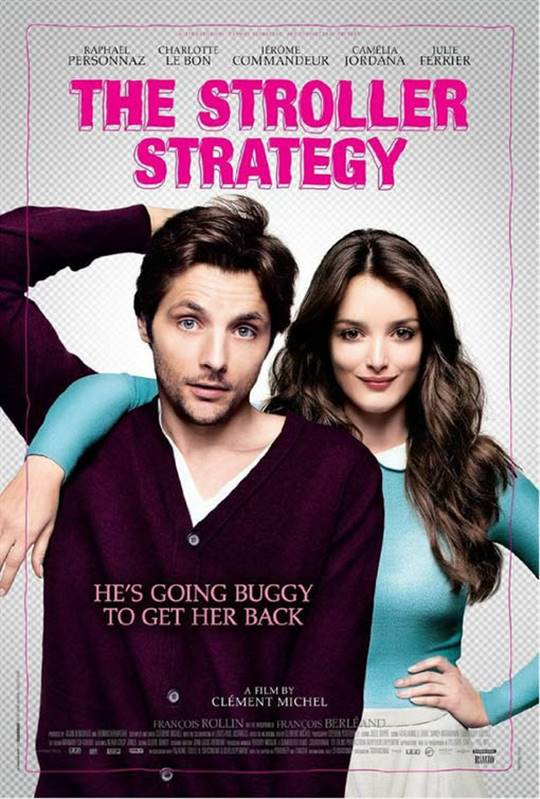 The Stroller Strategy Large Poster
