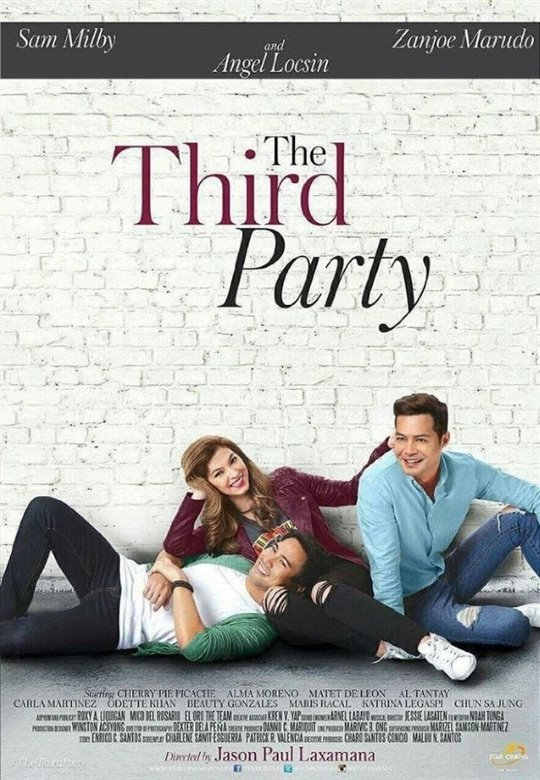 The Third Party Large Poster