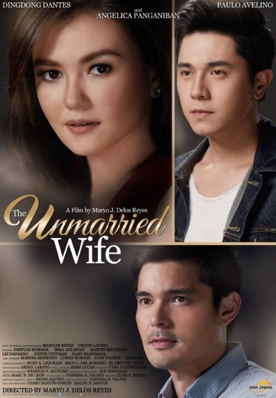 The Unmarried Wife Large Poster