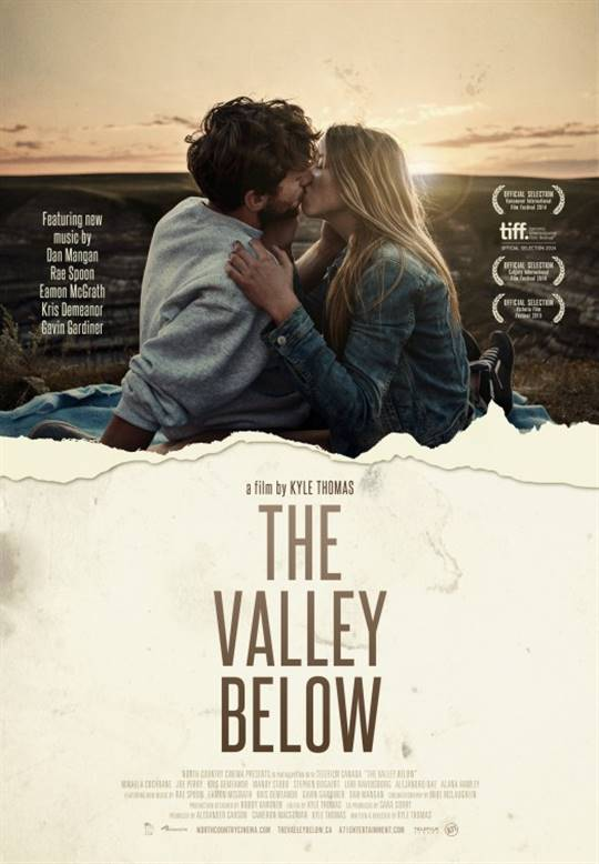 The Valley Below Large Poster