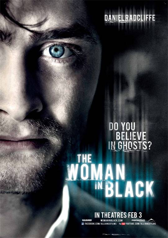 The Woman in Black Large Poster