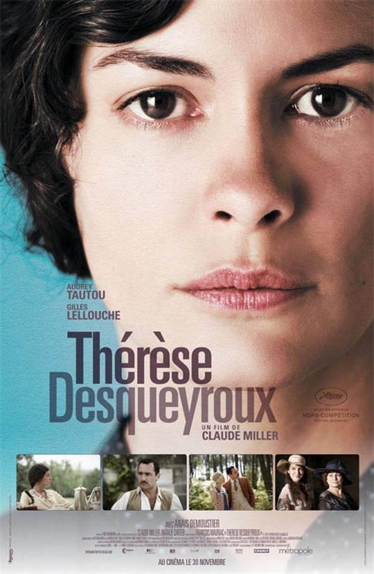 Thérèse Desqueyroux Large Poster