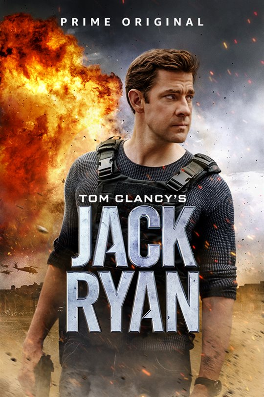 Tom Clancy's Jack Ryan Large Poster