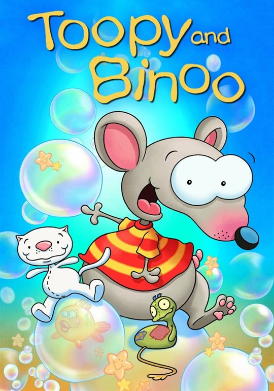 Toopy and Binoo Large Poster
