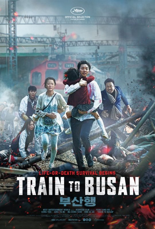 Train to Busan Large Poster