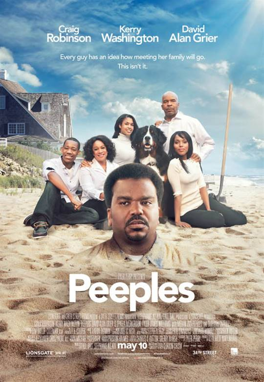 Tyler Perry Presents Peeples Large Poster