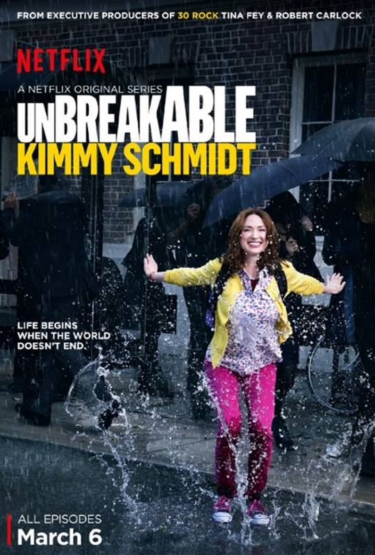 Unbreakable Kimmy Schmidt Large Poster