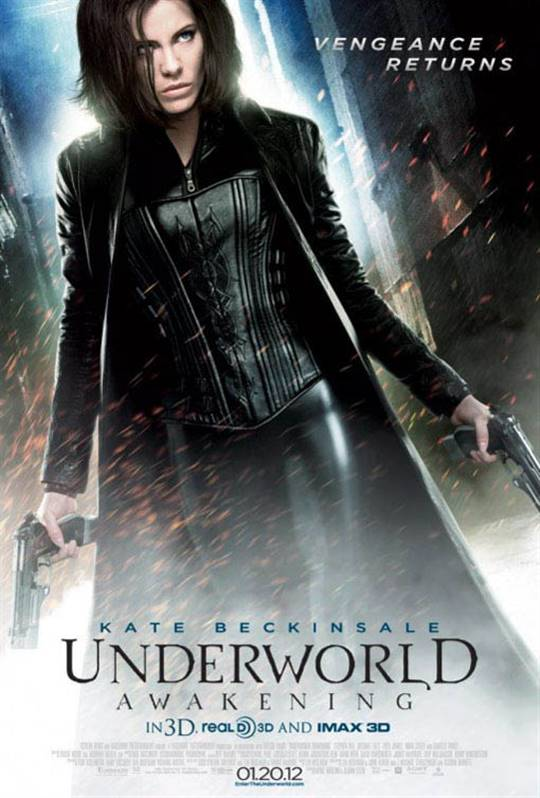 Underworld Awakening Large Poster