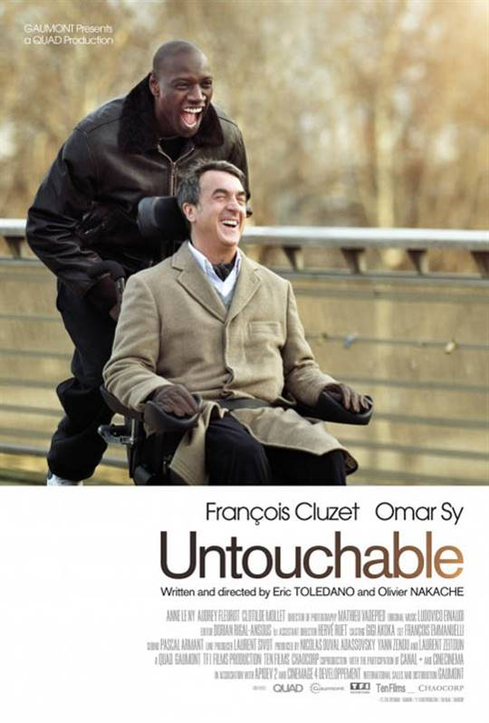 Untouchable (2011) Large Poster