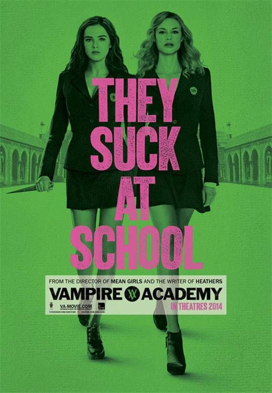 Vampire Academy Large Poster