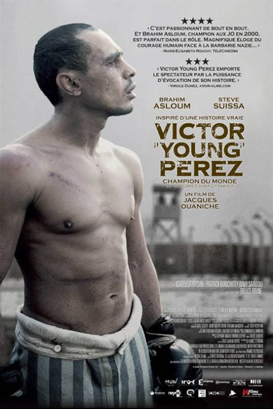 Victor Young Perez Large Poster
