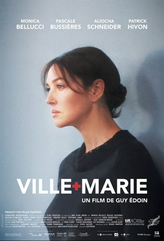Ville-Marie Large Poster