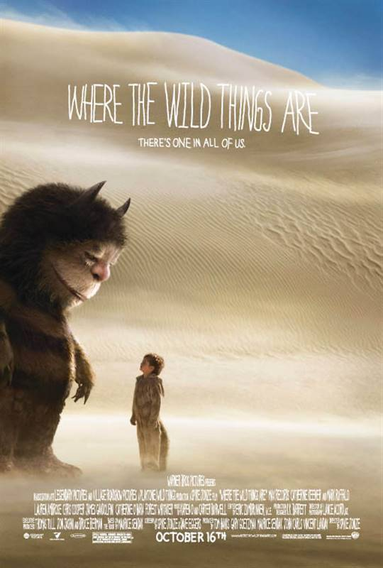 Where the Wild Things Are Large Poster