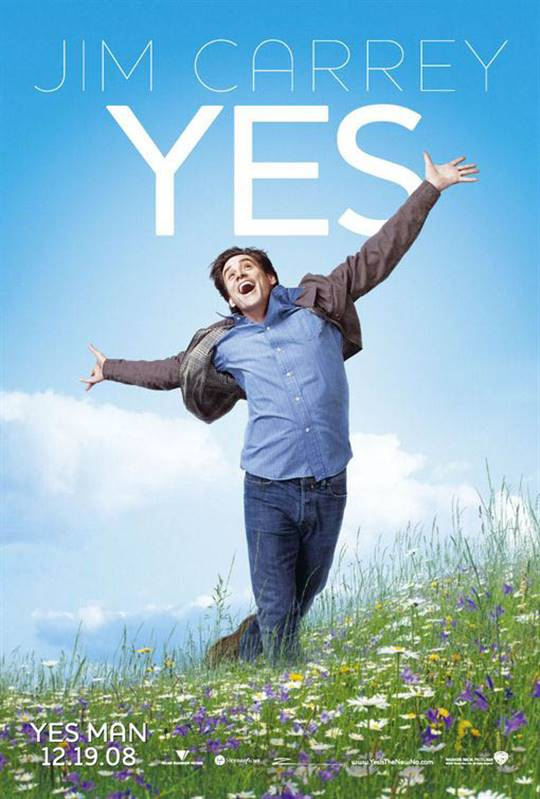 Yes Man Large Poster