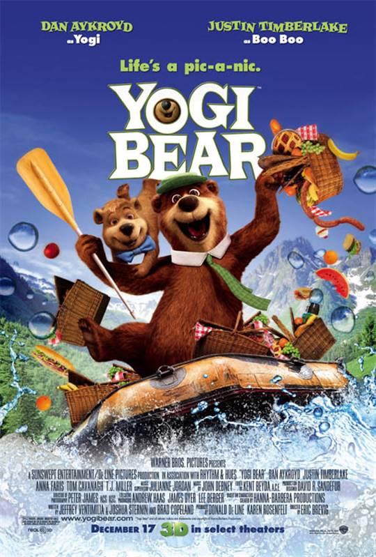 Yogi Bear Large Poster