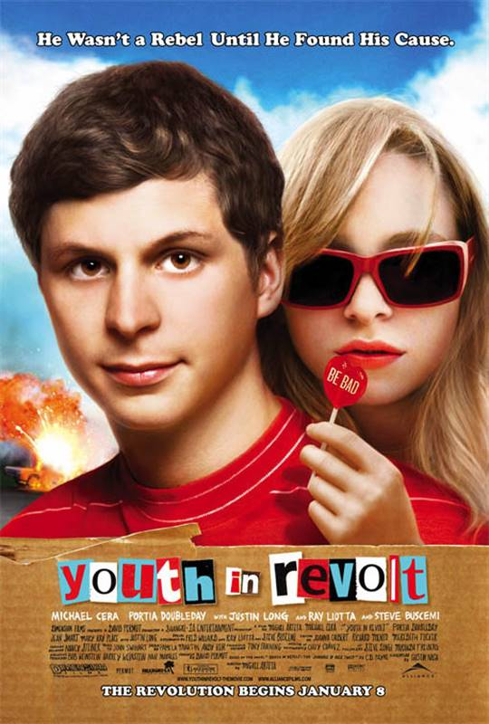 Youth in Revolt Large Poster
