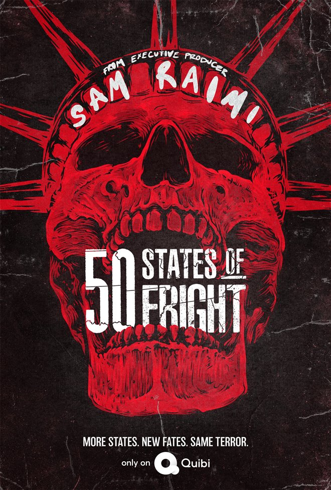 50 States of Fright (Quibi) Large Poster