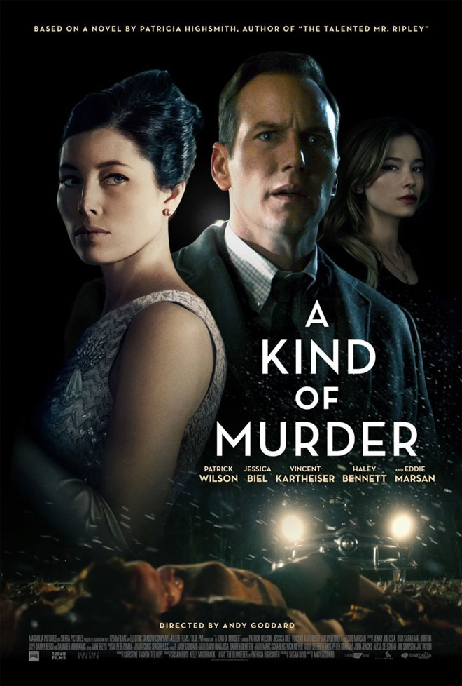 A Kind of Murder Large Poster
