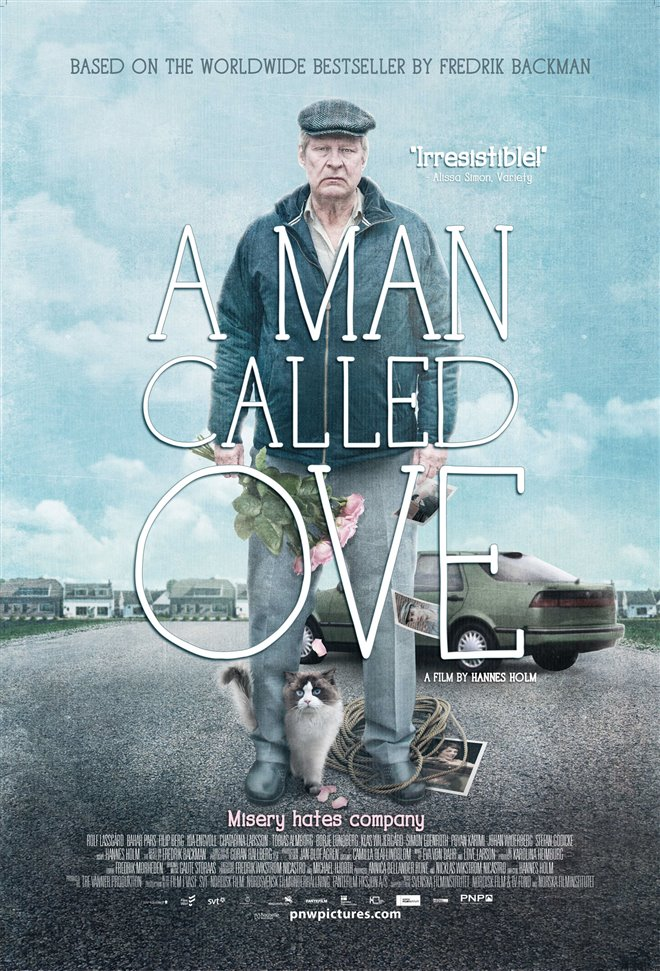A Man Called Ove Large Poster